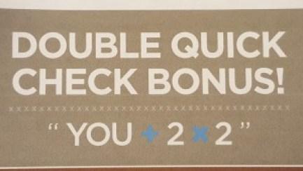doublebonus