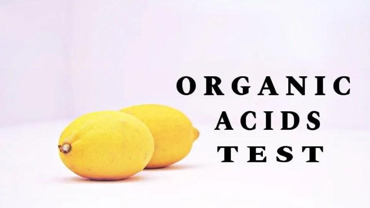 Organic Acid Testing | El Paso Texas Chiropractor