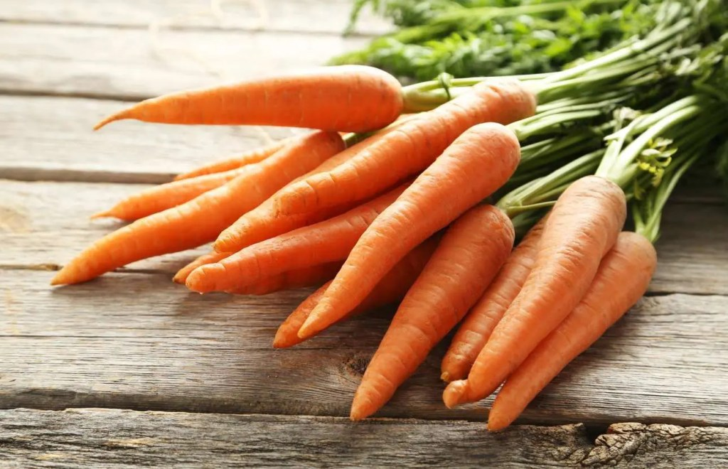 Gambar wortel.