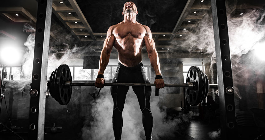 5 Essential Free Weights Exercises To Keep Workouts