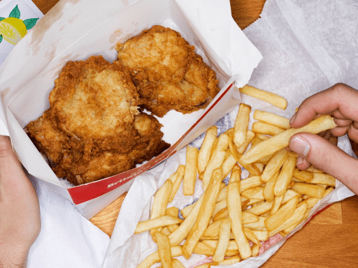 Fried Foods Featured