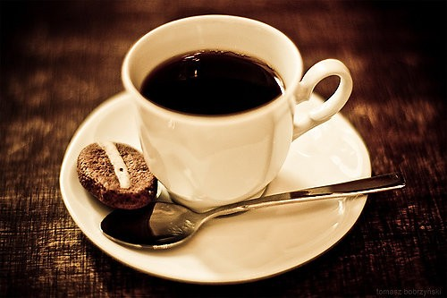 Mistakes when drinking coffee is harmful to health.  Do you know?