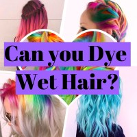 Applying Semi Permanent Hair Color To Dry | Coloringsite.co