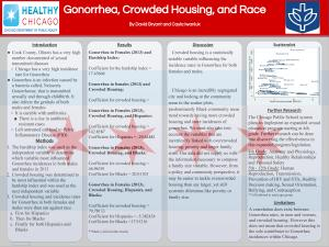 Crowded housing as a social determinant of health.