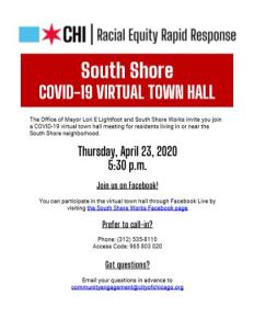 South Shore Virtual Town Hall