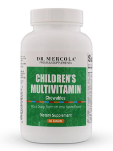 Children's Chewable Multivitamin – Mercola