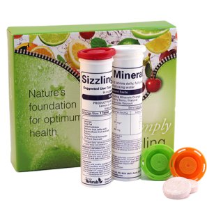 minerals for health diet supplement