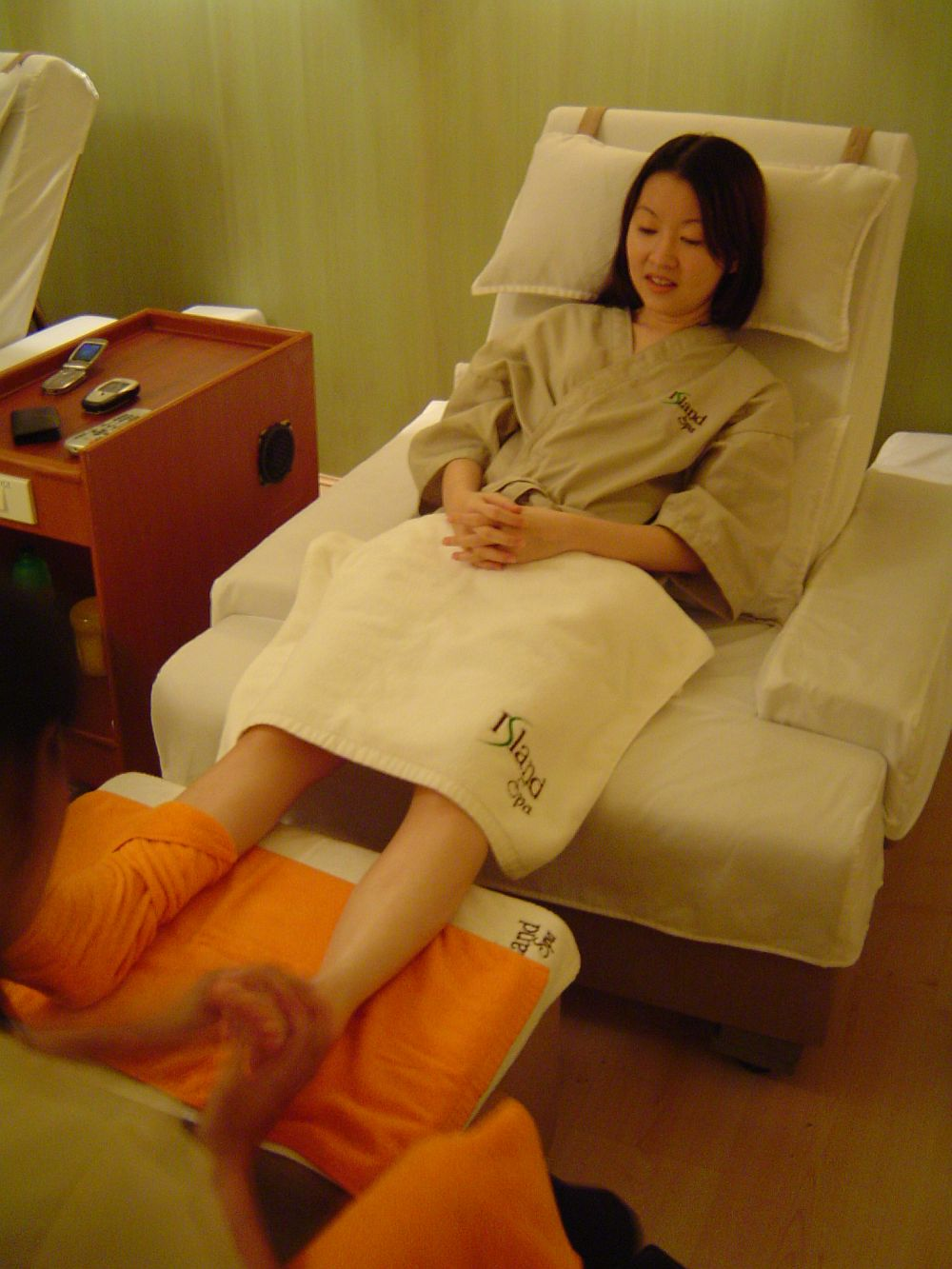 asian massage chairs chair cover express hawaii services health first raleigh