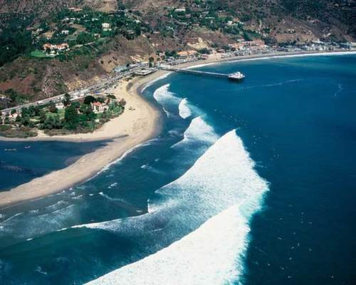 Surfrider Beach, Malibu, United States