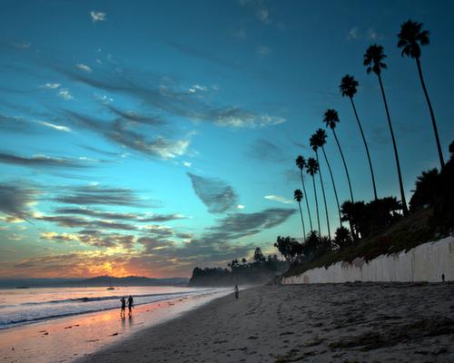 East Beach, Santa Barbara California