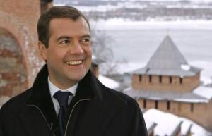 RUSSIA-VOTE-MEDVEDEV