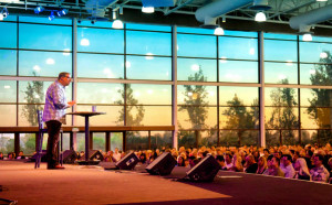 pastor-rick-warren-stands-on-stage-at-saddleback-church-in-lake-forest-calif-the-megachurch-this-month-is-launching-three-international-campuses-one-in-hong-kong-buenos-aires-and-berlin