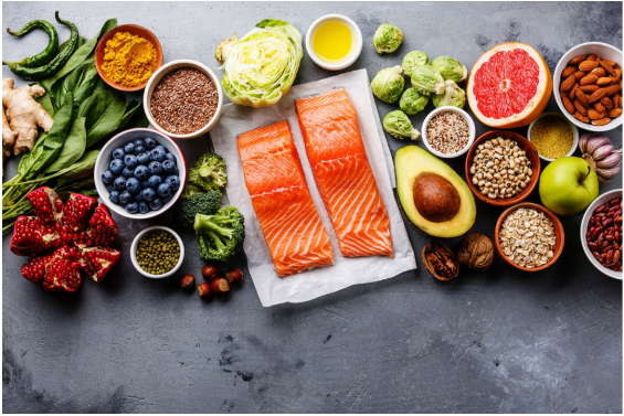 Anti- inflammatory Diet, The Anti- inflammatory Diet – Live Long, Live Strong!