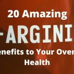 L-Arginine health benefits