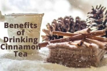 benefits of drinking cinnamon tea