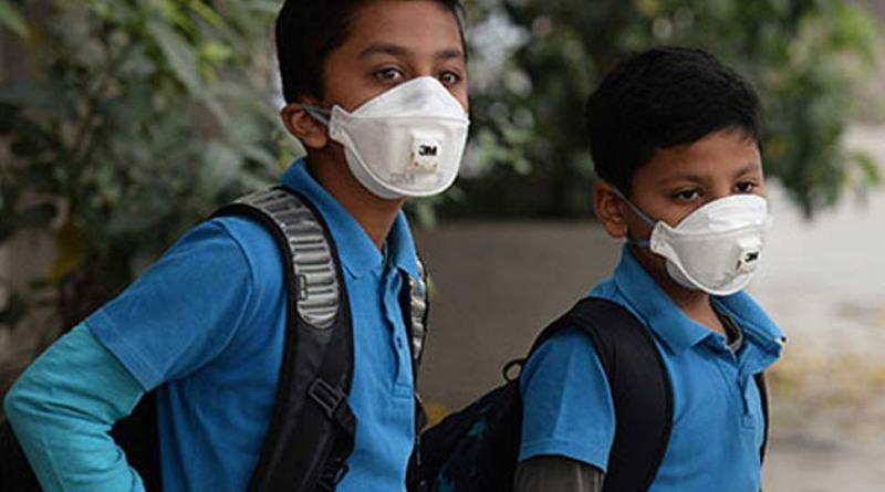 WHO ने कहा, 'भारत जैसे देशों के 98 प्रतिशत बच्चे जहरीली हवा के शिकार'
