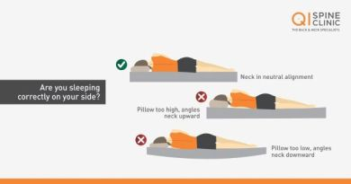World Sleep Day: How to take care of your back when sleeping