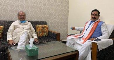 आत्मनिर्भर भारत अभियान पर हुई चर्चा : मंत्री डॉ. मिश्रा
