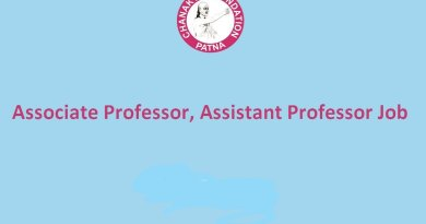 Chanakya College of Pharmacy and Medical Sciences Job for Associate Professor Assistant Professor