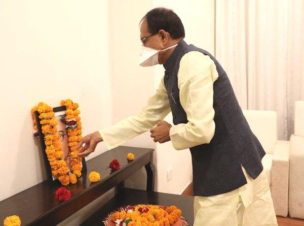 मुख्यमंत्री श्री चौहान ने स्व. श्री मधुकर देवरस जी की जयंती पर उन्हें श्रद्धा सुमन अर्पित किए