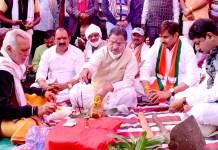 पशुपालन मंत्री श्री पटेल ने 9 गाँवों में 9 करोड़ की नल-जल योजनाओं का किया भूमि-पूजन
