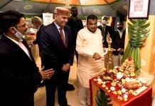 मृगनयनी मध्यप्रदेश शिल्प कला का बेहतर संरक्षक : केंद्रीय मंत्री श्री गडकरी