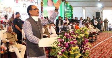 मुख्यमंत्री श्री चौहान ने 20 लाख किसानों के खातों में ट्रान्सफर किये 400 करोड़ रूपये