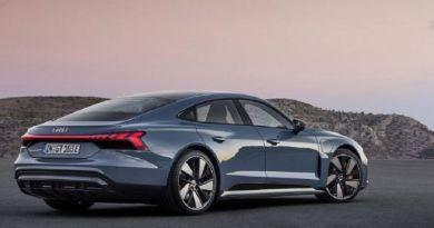 2021 Audi E-Tron GT revealed