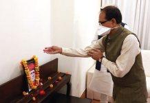 मुख्यमंत्री श्री चौहान ने महात्मा ज्योतिबा फुले की जयंती पर उन्हें माल्यार्पण कर नमन किया