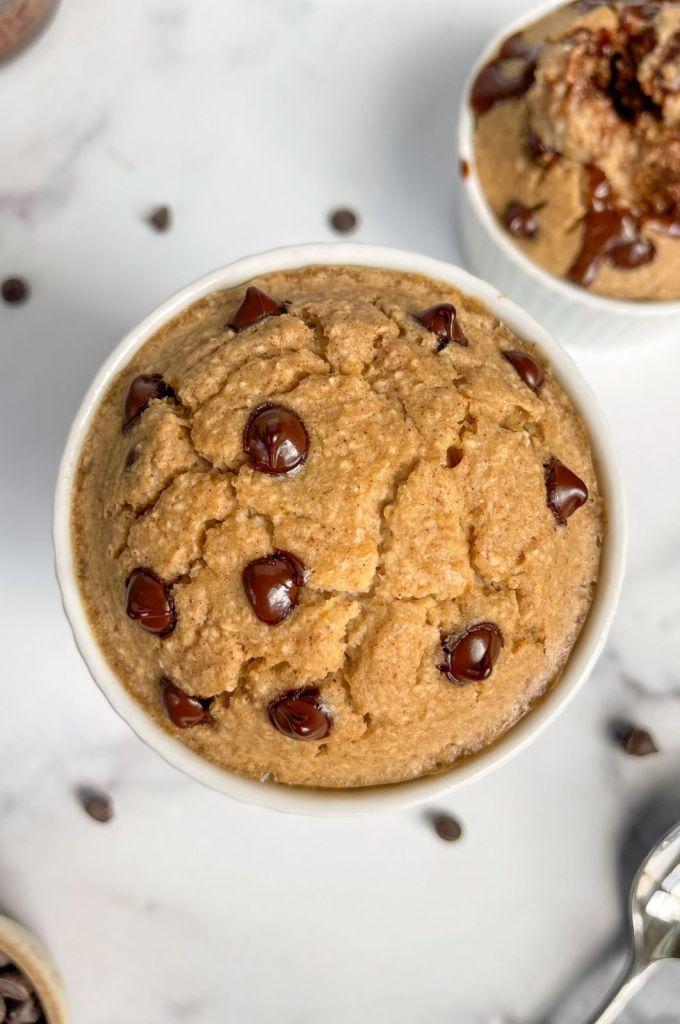 healthy TikTok baked oats