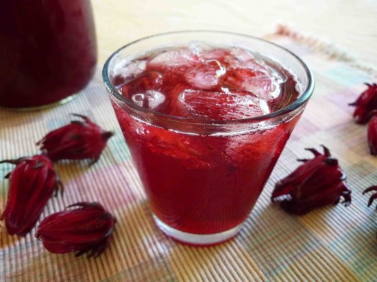 Healthful Essence has a Sorrel Drink