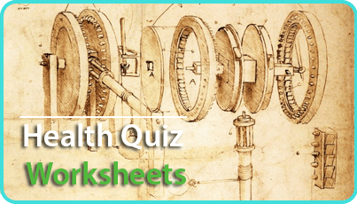 Health resources, health quizzes, health checklists and worksheets