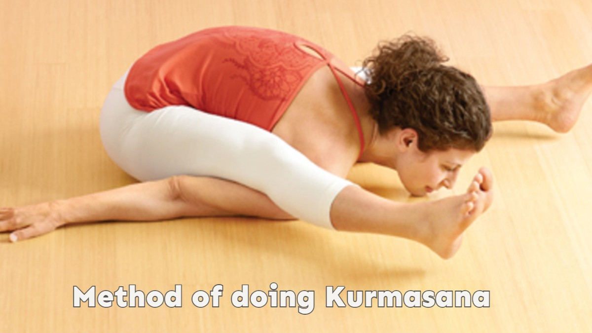 Method-of-doing-Kurmasana