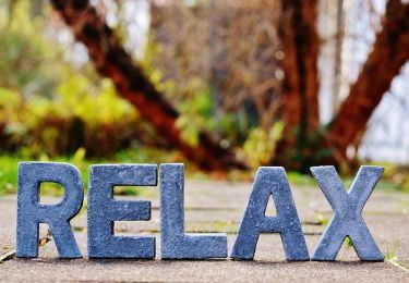 relax to be happier
