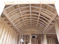 Barrel ceilings | Health Happiness and Heaven