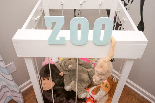 Diy stuffed animal zoo health home and heart check out this step by step tutorial for how to build a stuffed animal solutioingenieria Image collections