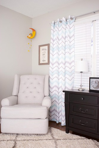 Gender Neutral Little Boy Nursery