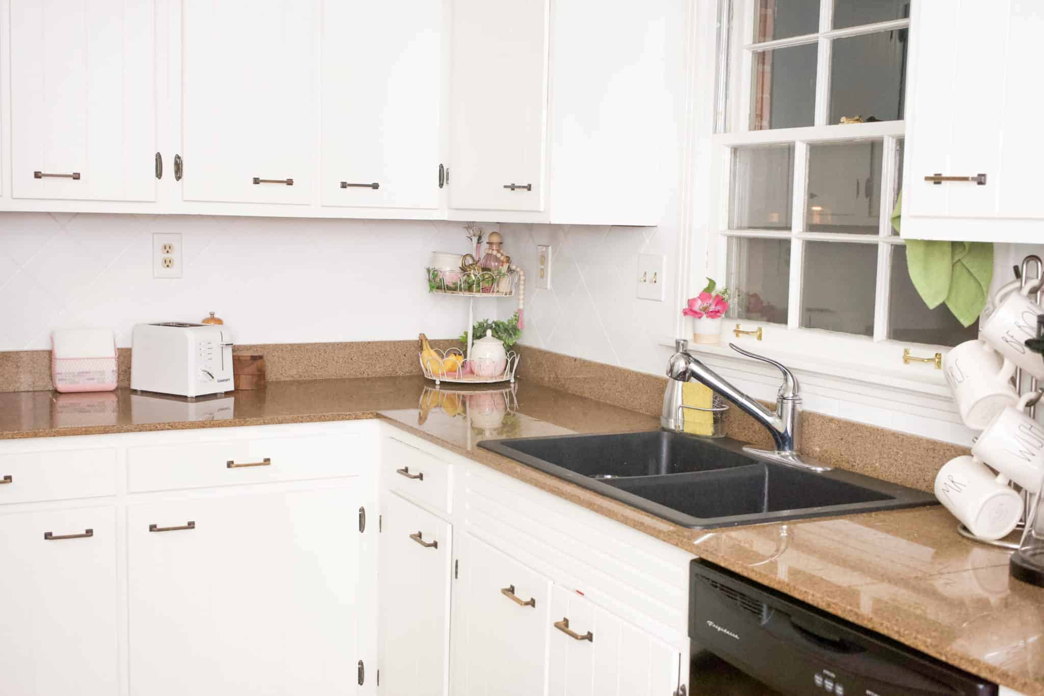 - How To Paint A Ceramic Tile Backsplash - Health, Home, And Heart