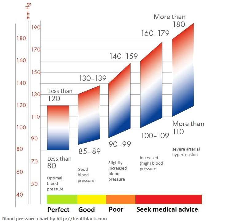 Blood Pressure And Heart Rate Chart By Age Heartpulsar