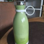 Fresh Juice Portable Blender photo review