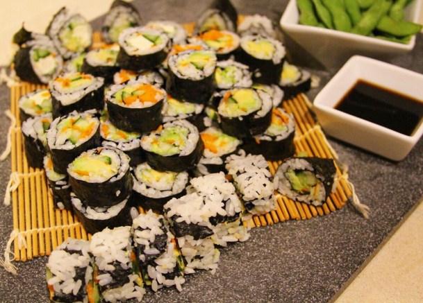 Friday Night Sushi Sesh!!