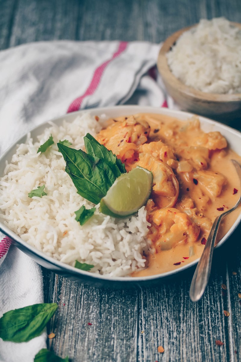 30-Minute Thai Red Curry