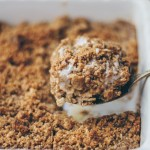 coffee cake baked oatmeal