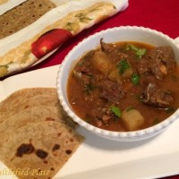 Aloo Gosht Shorba (Indian Lamb Stew with Potatoes)