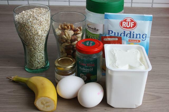 Käsekuchen aus Magerquark mit Honig - gesund