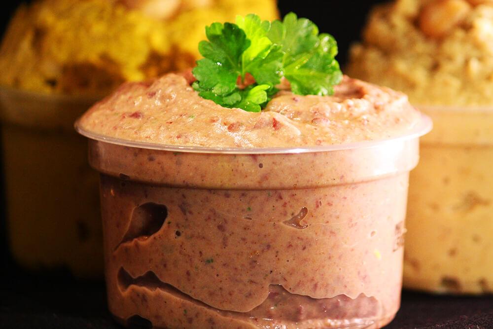 Kidney Bohnen Hummus