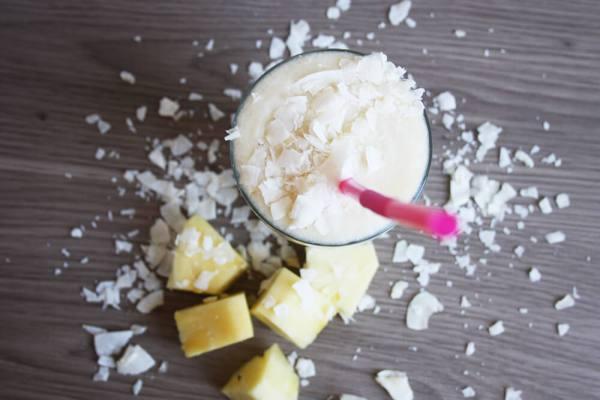Ananas Kokosnuss Smoothie