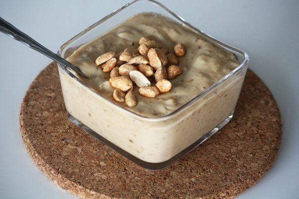 Einfache Erdnusssoße