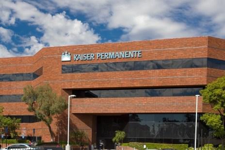 Kaiser Permanente medical care franchise photo.