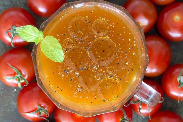 gezonde slowjuice recepten